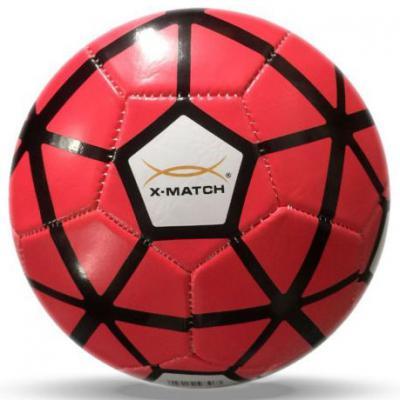 Мяч футбольный X-Match 56396 в ассортименте