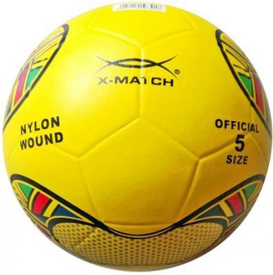 Мяч футбольный X-Match 56391 в ассортименте x match настольная игра хоккей x match 87909