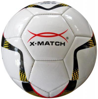 Мяч футбольный X-Match 56410 в ассортименте x match настольная игра хоккей x match 87909