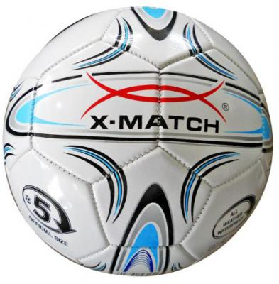 Мяч футбольный X-Match 56405 мяч футбольный x match 56403