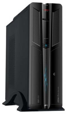 Корпус mini-ITX FOX S603-BK 500 Вт чёрный