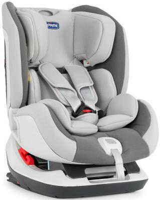 Автокресло Chicco Seat Up (grey) автокресло chicco seat up pearl