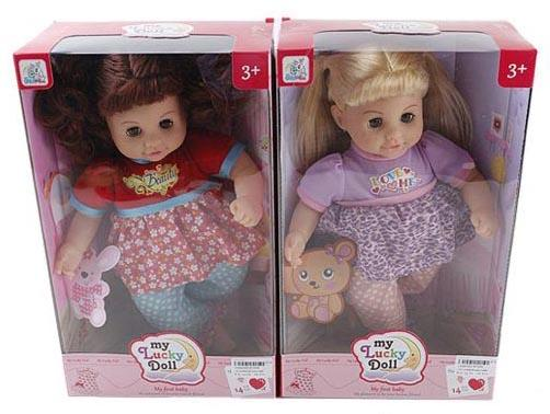 Кукла  Shantou Gepai м/н в ассортименте, коробка 633483