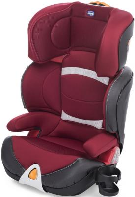 Автокресло Chicco Oasys 2-3 (red passion) автокресло chicco oasys 2 3 race