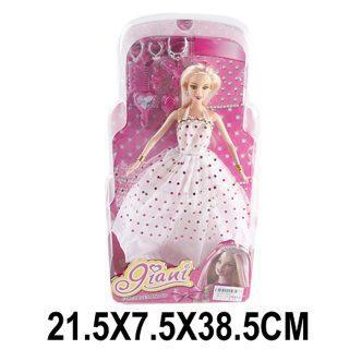 Кукла Shantou Gepai Яни 29 см с аксесс., блистер 6696-7 дом shantou gepai для куклы 29 см с каретой 2101