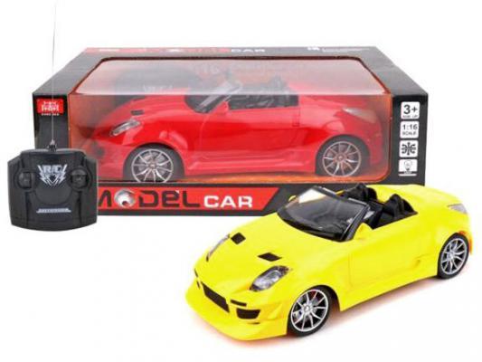 Машинка на радиоуправлении Shantou Gepai Model Car 635570 пластик от 3 лет ассортимент