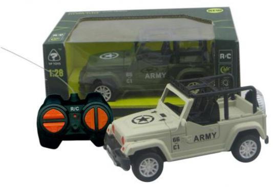 Машинка на радиоуправлении Shantou Gepai Army 635557 пластик от 3 лет ассортимент