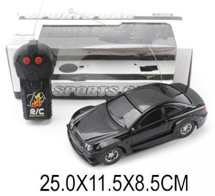 Машинка на радиоуправлении Shantou Gepai Sports Car пластик от 3 лет цвет в ассортименте 2 канала