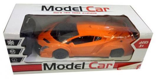 Машинка на радиоуправлении Shantou Gepai Model Car ассортимент от 3 лет пластик 4 канала 635364 машинка на радиоуправлении shantou gepai super car 4 канала оранжевый от 6 лет пластик 567 a5