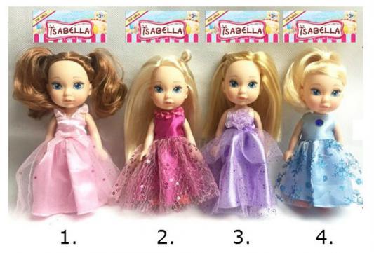 Кукла Shantou Gepai Isabella - Принцесса 17 см в ассортименте YL1603K-B