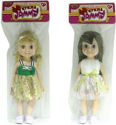 Купить Кукла Shantou Gepai Весенняя Джемми 25 см в ассортименте M6294, пластик, Классические куклы и пупсы