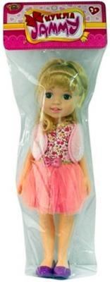 Кукла Shantou Gepai Джемми 35 см в жилетке, в ассорт., пакет