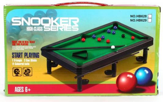 Настольная игра Shantou Gepai спортивная Snooker High Class Series HB628