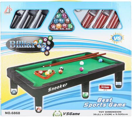 Настольная игра Shantou Gepai спортивная Бильярд 6868A