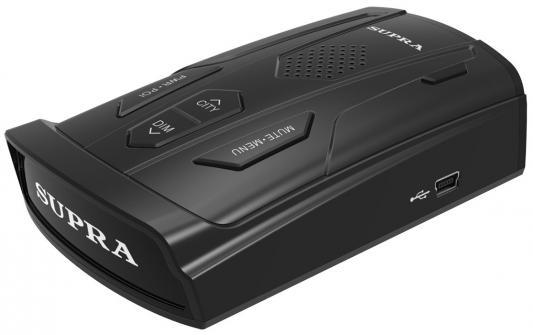 Pадар-детектор SUPRA DRS-SG171V видеорегистратор supra drs gd65v