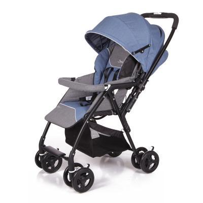 Прогулочная коляска Jetem Neo Plus (синий)