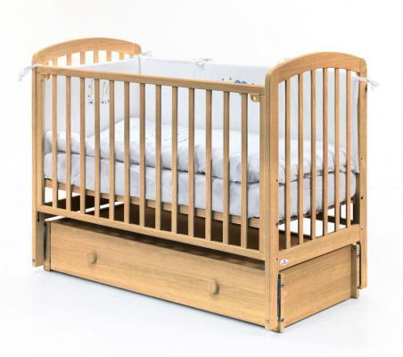 Кровать с маятником Fiorellino Tina (natur)
