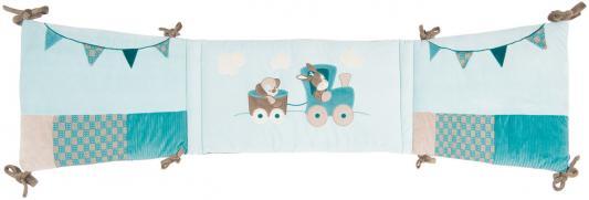 Бортик для кровати универсальный Nattou Gaston & Cyril (111614) бортик nattou наттоу gaston