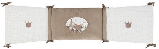 Бортик для кровати универсальный Nattou Max, Noa & Tom (777483)