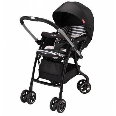 Прогулочная коляска Aprica Luxuna Dual (черный) коляска трость aprica stick plus бежевый