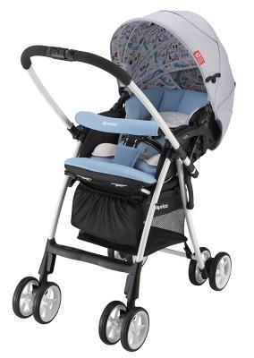 Прогулочная коляска Aprica Luxuna Light CTS (голубой) aprica aprica