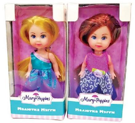 """Кукла Mary Poppins """"Малютка Мегги"""" - Принцесса 9 см в ассортименте 451174 кукла disney princess малютка принцесса в ассортименте"""