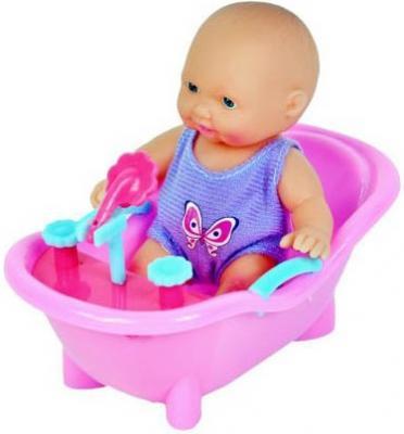 Пупс Mary Poppins 12 см Крошка Тими в ванночке