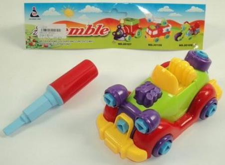Автомобиль Shantou Gepai Машина разноцветный  20105