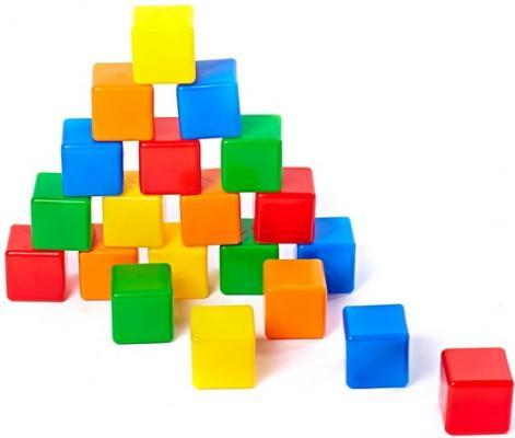 Кубики Строим вместе Набор кубиков - 2 20 шт 5254