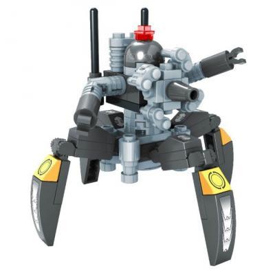 Конструктор Ausini Робот-паук 74 элемента  25364 ausini конструктор нео мото 25208