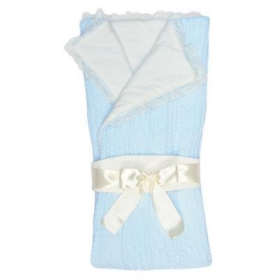Конверт-одеяло Сонный Гномик Нежность (голубой)