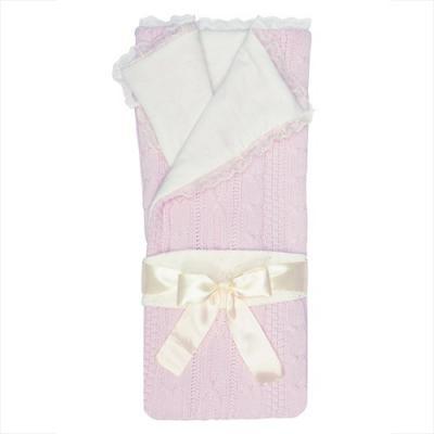 Конверт-одеяло Сонный Гномик Нежность (розовый)