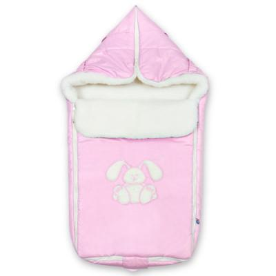 Конверт Сонный Гномик Зайчик (розовый) сонный гномик конверт с ручками созвездие шампань