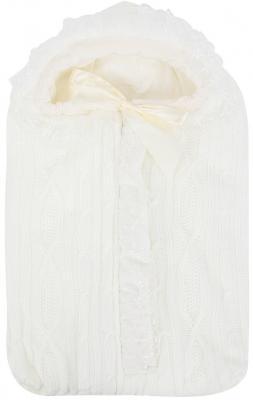 Конверт с 1 молнией Сонный Гномик Радость (молочный)