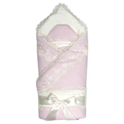 Конверт-одеяло Сонный Гномик Бусинка (розовый)