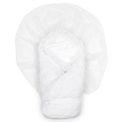 Конверт-одеяло Сонный Гномик Малютка (белый)