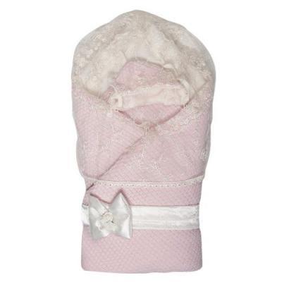 Конверт-одеяло Сонный Гномик Жемчужина (розовый) сонный гномик конверт одеяло на выписку жемчужина с мехом розовый