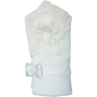 Конверт-одеяло Сонный Гномик Жемчужина (молочный)