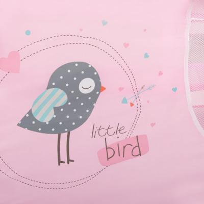Манеж Hauck Baby Center (birdie grey) (HAUCK)