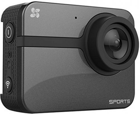 Экшн-камера Ezviz S5 серый CS-S5-212WFBS-G