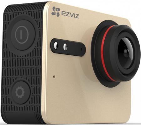 Экшн-камера Ezviz S5+ золотистый CS-S5PLUS-212WFBS-S