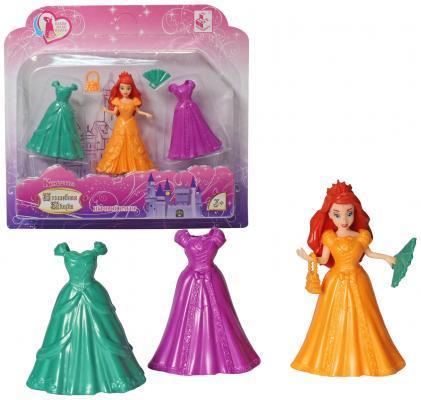 """Кукла 1toy Красотка """"Волшебная Сказка"""" 11 см"""