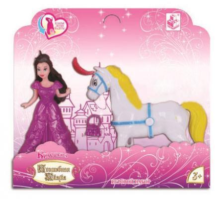 """Кукла 1toy Красотка """"Волшебная Сказка"""" Т59031 11 см"""