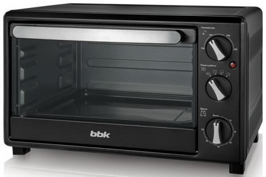 Мини-печь BBK OE2342M чёрный