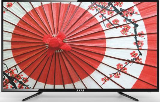 Телевизор Akai LEA-50B56P черный