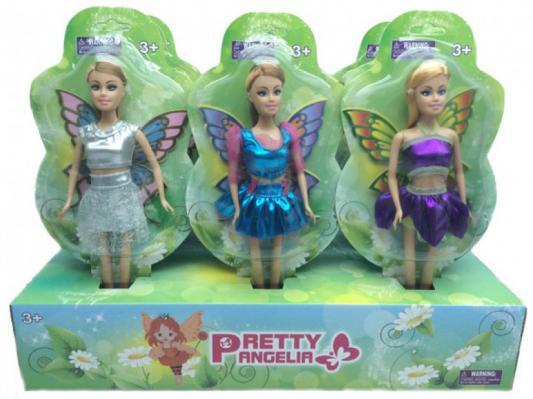 Кукла 1toy Феечки-бабочки 29 см в ассортименте