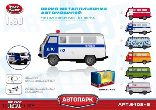 Интерактивная игрушка Play Smart ДПС Р41132 от 3 лет play smart 2х41 1x6 3 см