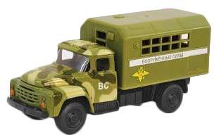 Интерактивная игрушка Play Smart грузовик(военный) от 3 лет хаки