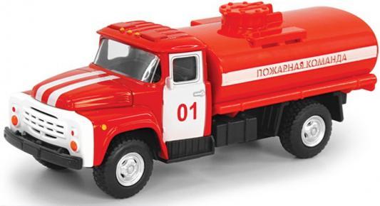 """Интерактивная игрушка Play Smart """"ЗИЛ"""" - Пожарная команда от 3 лет красный play smart 2х41 1x6 3 см"""