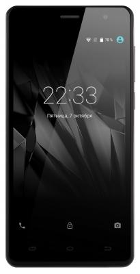 Смартфон Micromax Q351 серый 5 8 Гб GPS Wi-Fi 3G смартфон micromax a107 cosmic grey 4 5 8 гб wi fi gps 3g 4 5 2sim 8гб gps wi fi 3g android 5 0 2000 ма ч